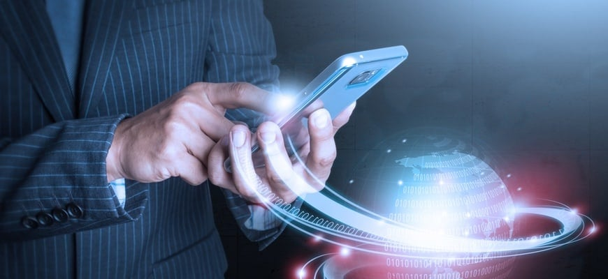 Mobile CRM Business benefits mobile marketing
