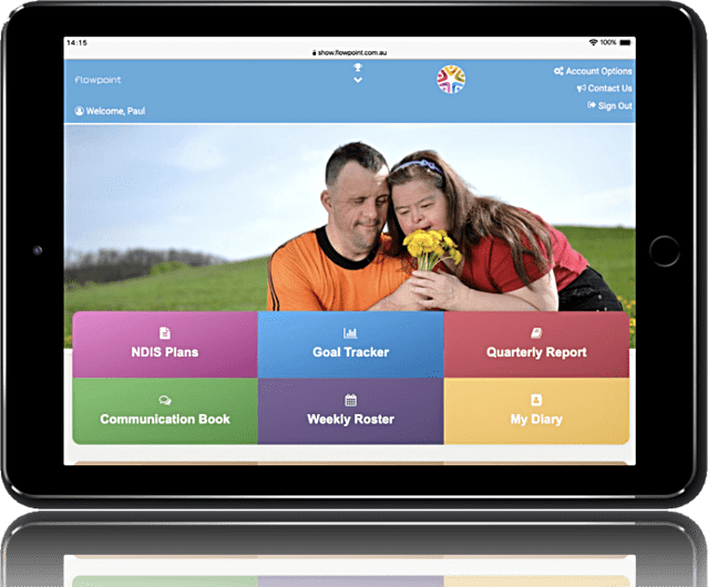 flowpoint-ndis-my-aged-care-demo-portal